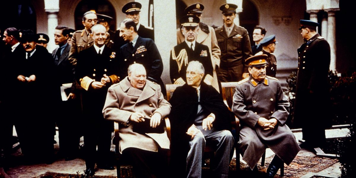 Una Yalta per il coronavirus