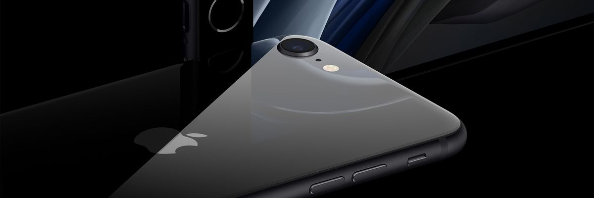 Apple lancia il nuovo iPhone SE, prezzo da 499 euro
