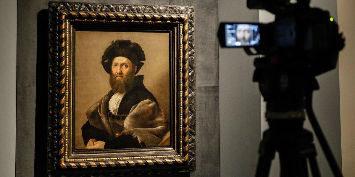 Cinquecentenario Raffaello: il ritratto come specchio dell'anima