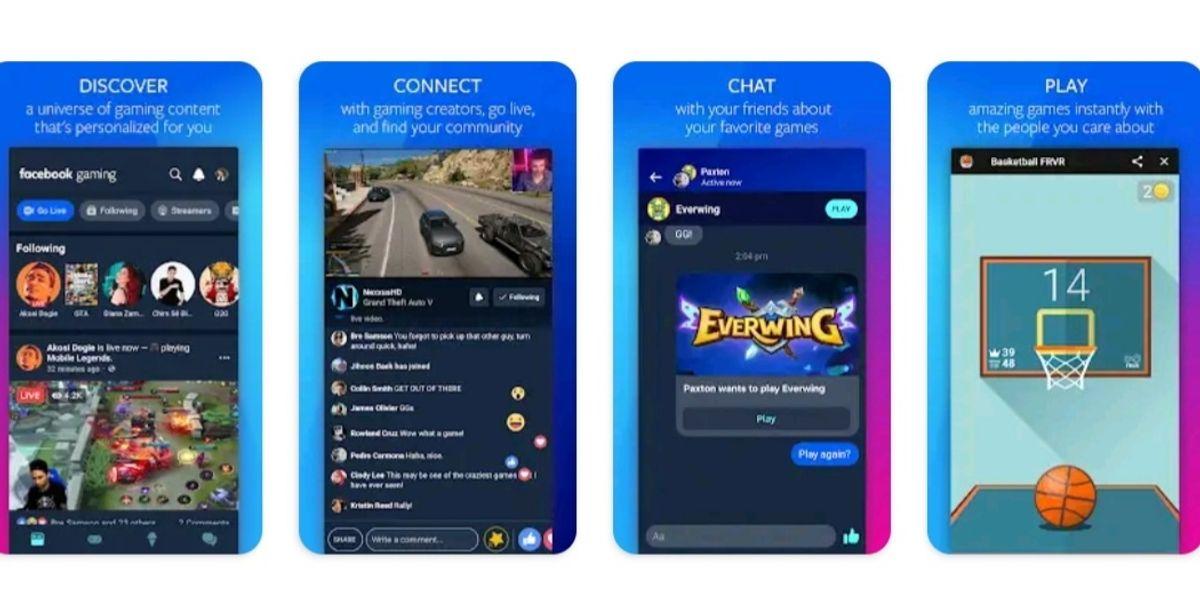 Facebook Gaming, cos'è e cosa puoi fare con la nuova app dedicata ai videogiochi