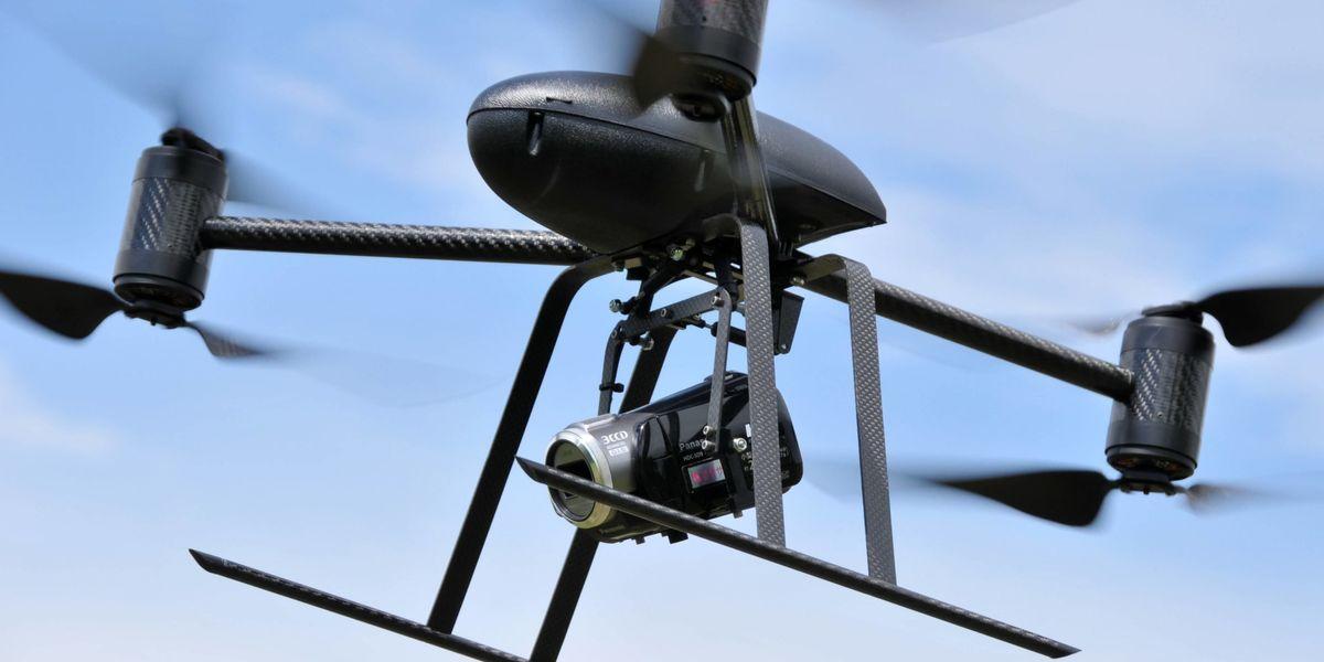 Fase 2, arriva il drone che scova chi è soggetto al coronavirus