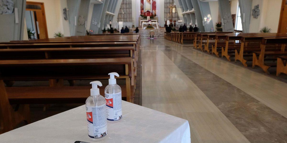 Messa e celebrazioni religiose: ecco il protocollo per la riapertura delle Chiese dal 18 maggio