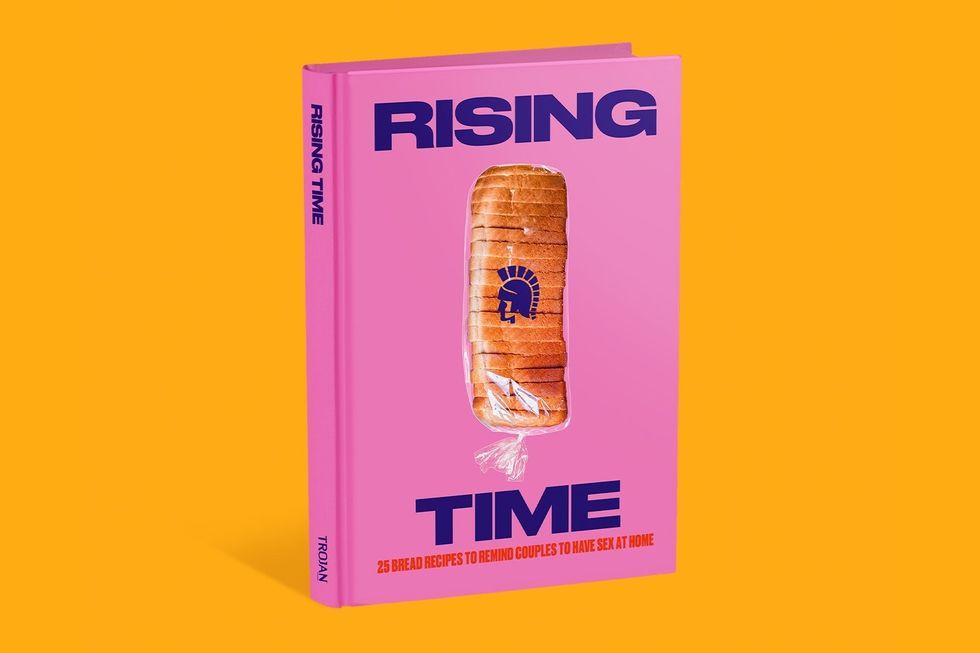 Trojan Condoms pubblica un libro di ricette