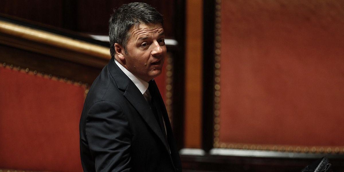 La triste parabola di Matteo Renzi