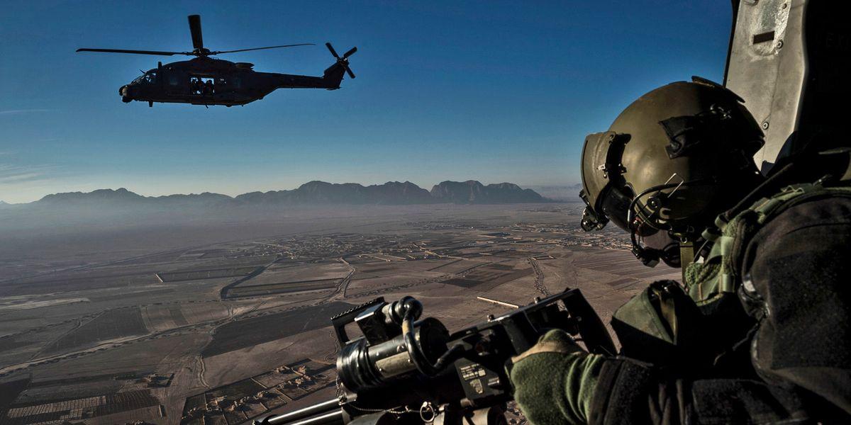 Il sospetto: fuoco amico in Afghanistan