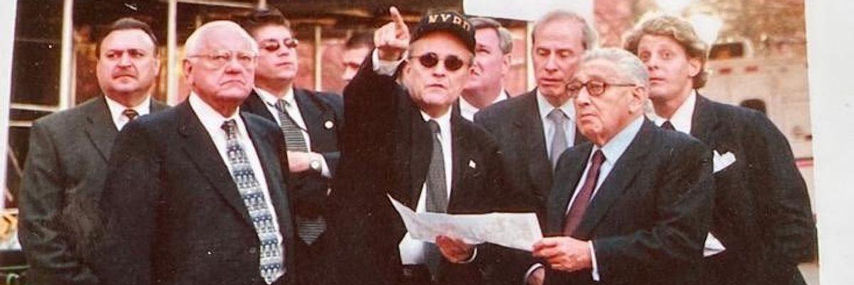 Lapo: «United We Stand, Divided We Fall». Il motto Usa valga oggi per la lotta contro il Covid
