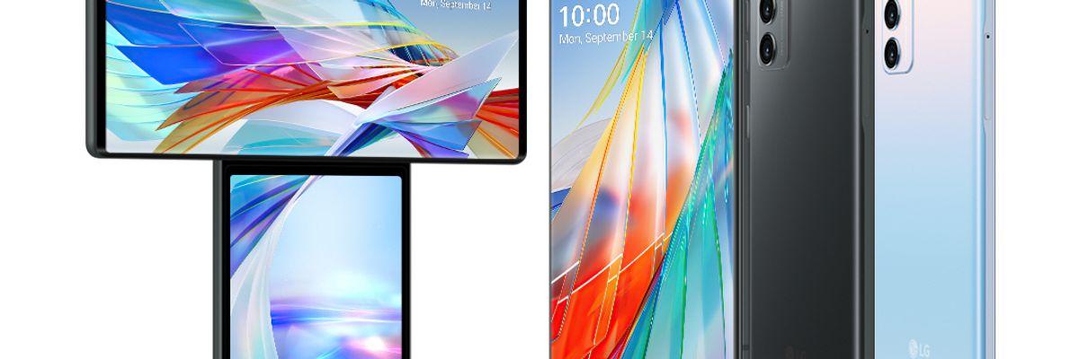 LG Wing: il primo telefono con doppio schermo a T