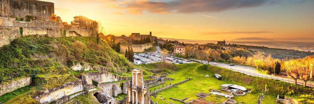 Volterra: la terra degli Etruschi