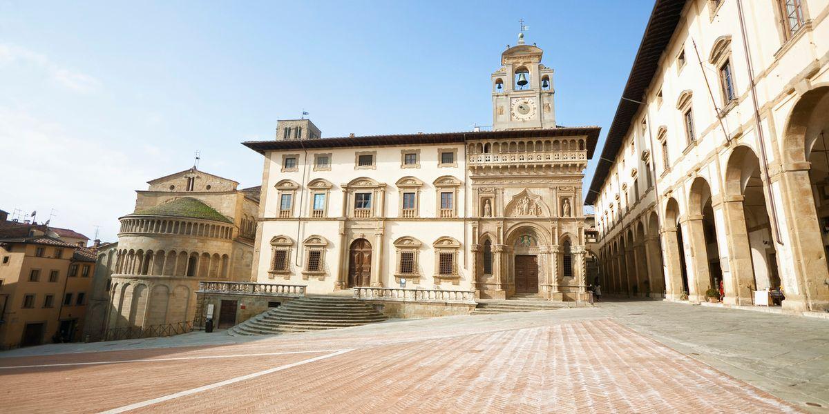 Arezzo: la città raccontata da Dante
