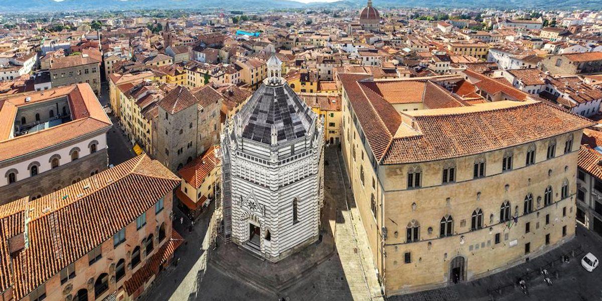 Alla scoperta di Pistoia, città di «pietra incantata»