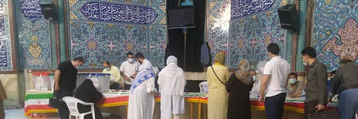 voto Iran