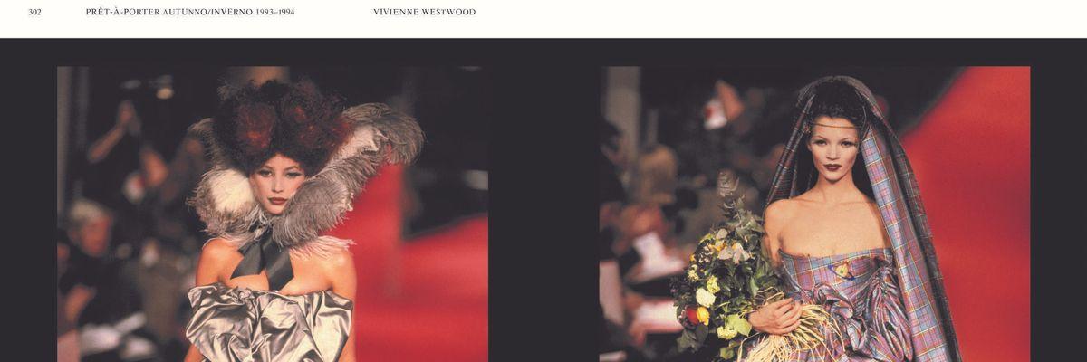 «Vivienne Westwood. Sfilate».Un volume per festeggiare gli 80 anni della regina del punk