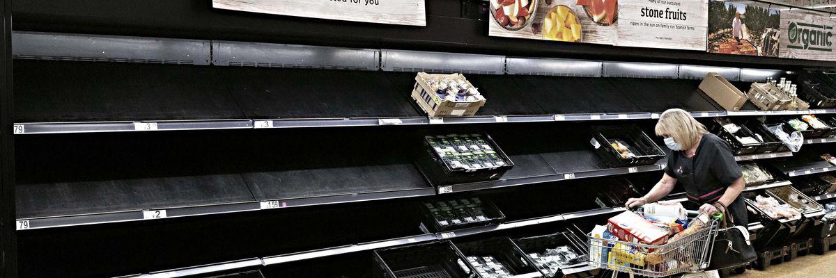 supermercati Gran Bretagna