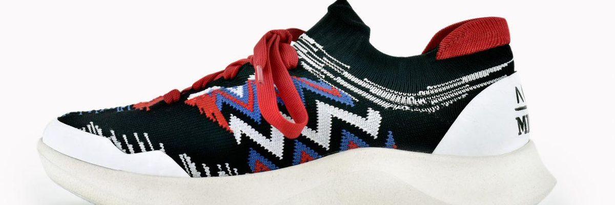 Missoni si unisce a ACBC per creare una sneaker «green»