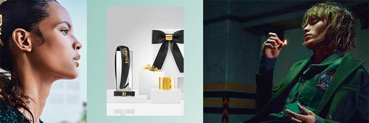 Balmain Paris Hair Couture, le novità per la cura, lo styling e il grooming di moda