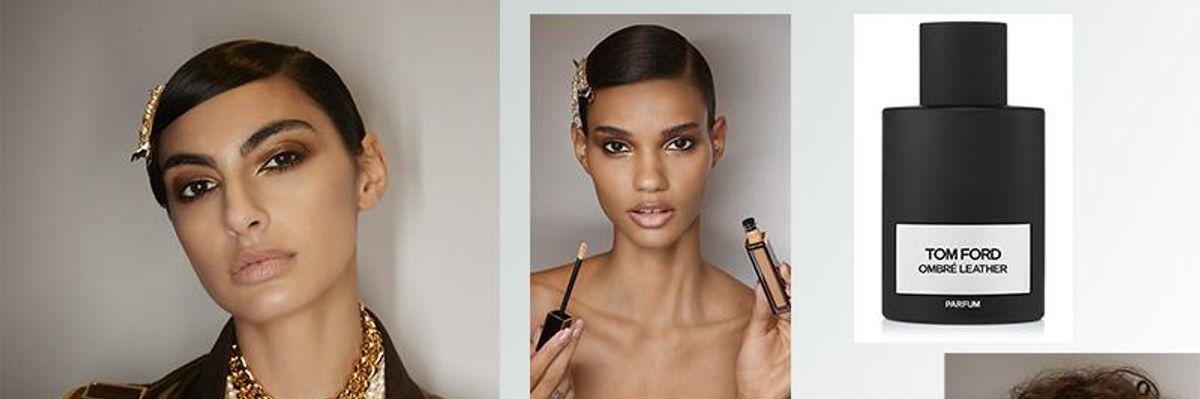 Il glam di Los Angeles per il make-up (e profumo) suggerito da Tom Ford