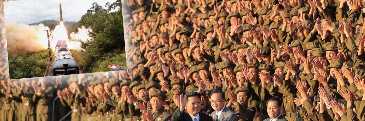 Il riarmo in Corea del Nord