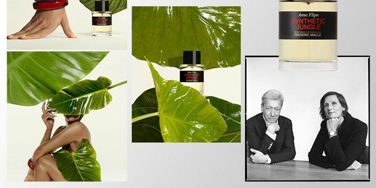 L'architetto profumiere della natura Anne Flipo firma Synthetic Jungle