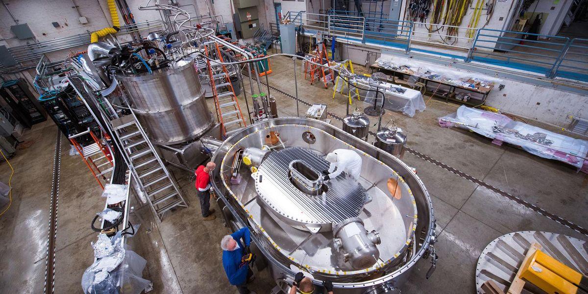 Il futuro della fusione      magnetica è già qui
