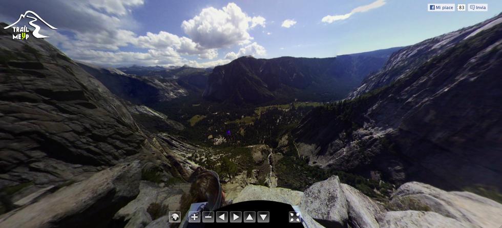 Dove non arriva Google Street View