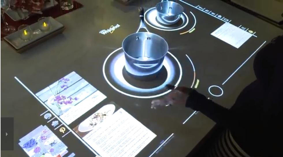 Whirlpool: la cucina del futuro