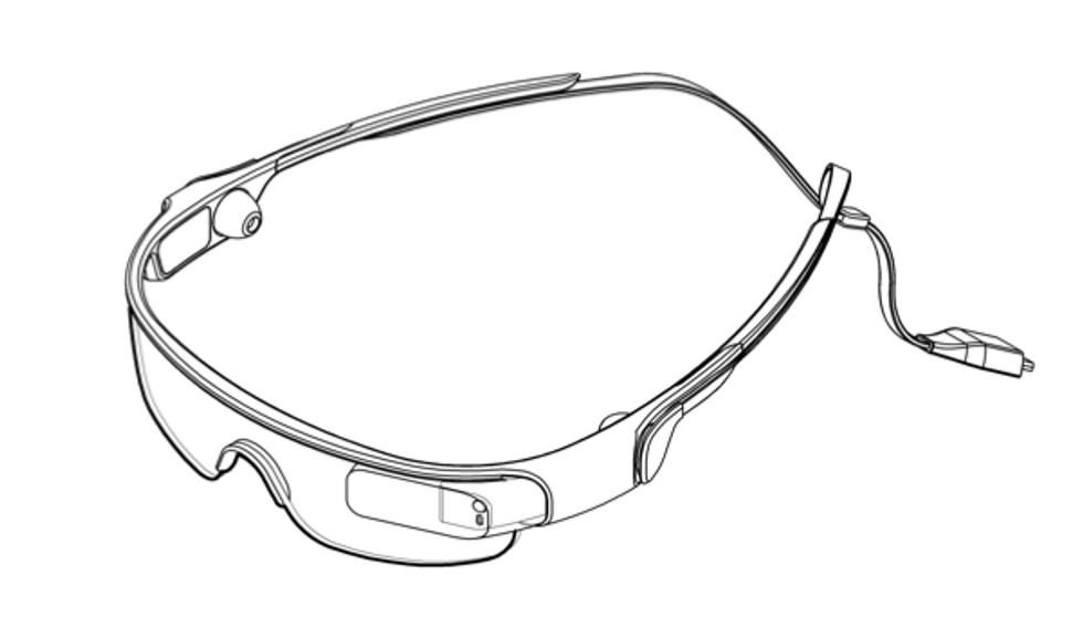 """Anche Samsung avrà i suoi """"Glass"""". Ecco come saranno"""