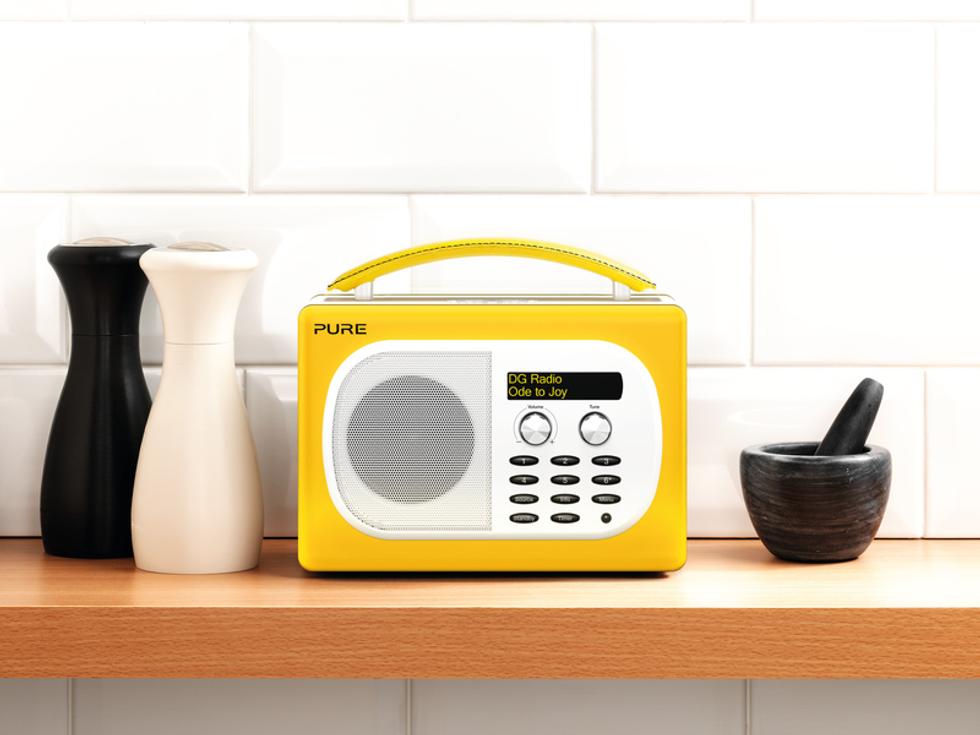 Radio digitali: il nuovo modello di Pure