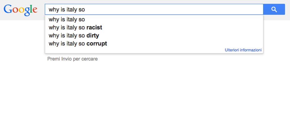 Autocomplete: la funzione di Google che svela gli stereotipi