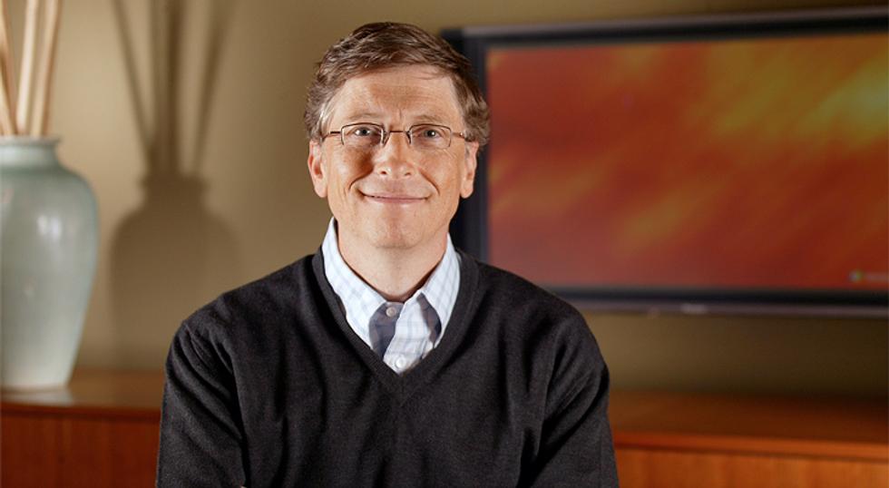 Caro Bill Gates, questa coincidenza non mi convince
