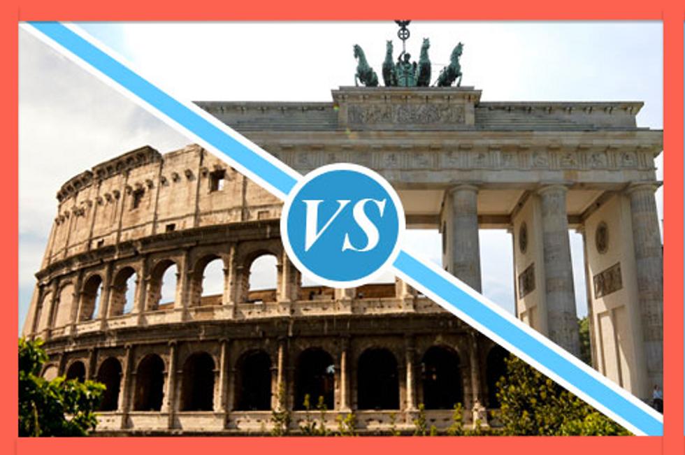 Il costo della vita a Roma vs Il costo della vita a Berlino (per un under 35)