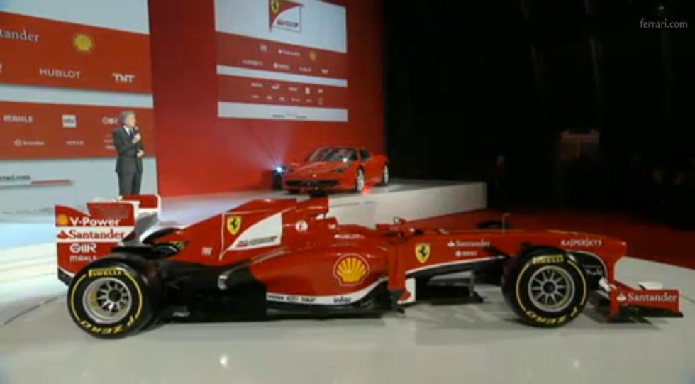 Ferrari: la nuova F138 (e le sorelle storiche)