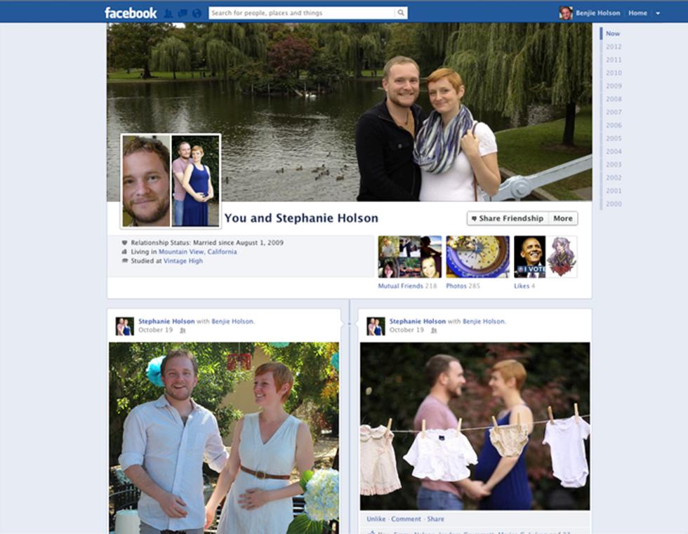 Facebook Us, metti la tua vita di coppia in piazza