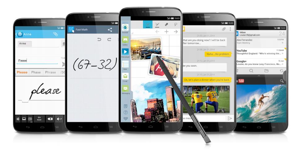 Alcatel smartphone e tablet per il rilancio: OneTouch 2 e OneTouch 8
