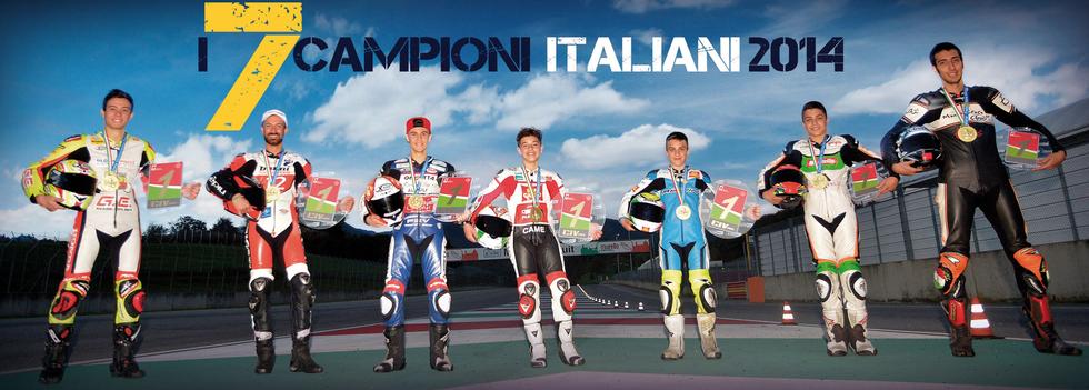 CIV 2014: il Mugello incorona i campioni