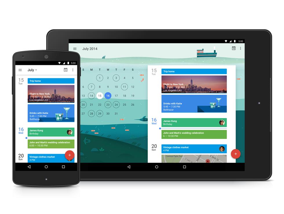 Google rinnova l'app di Calendar, 3 cose da sapere