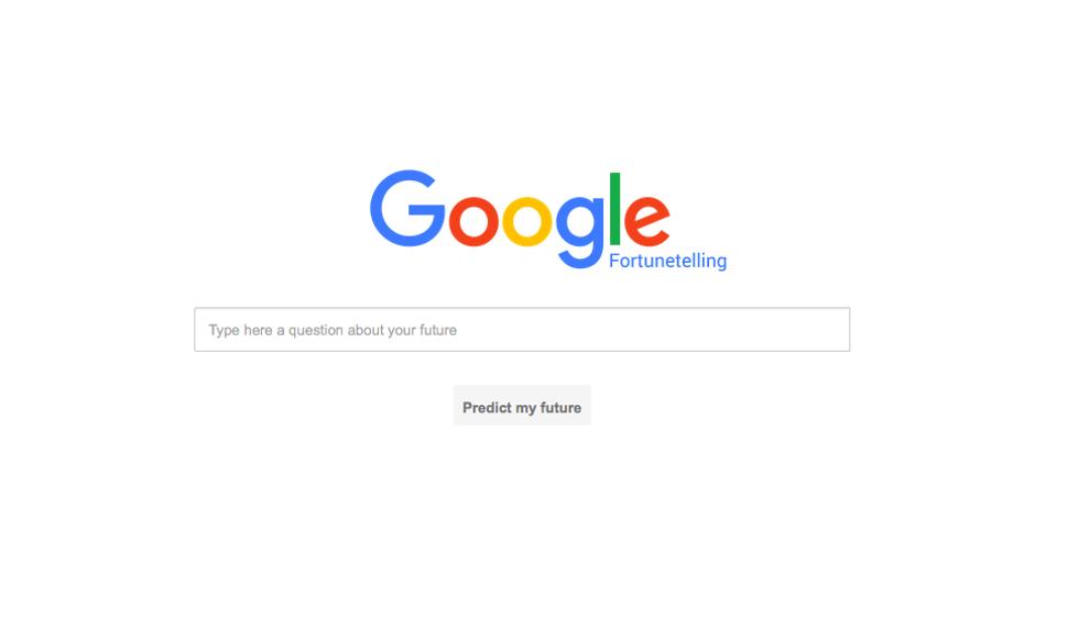 Il falso Google che predice il futuro dei migranti