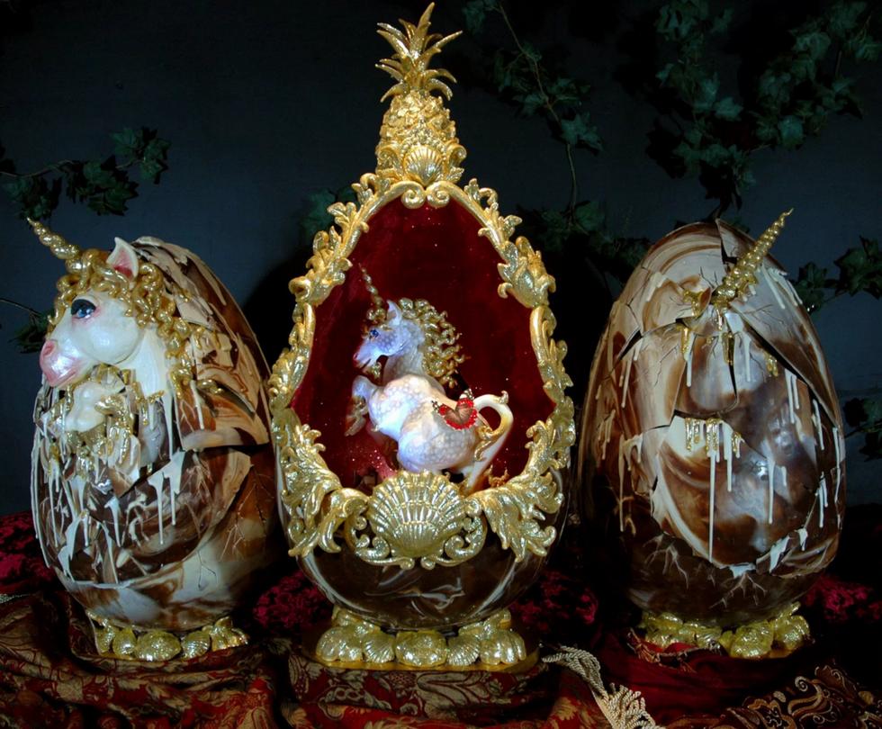 Pasqua, le uova più originali (e costose)