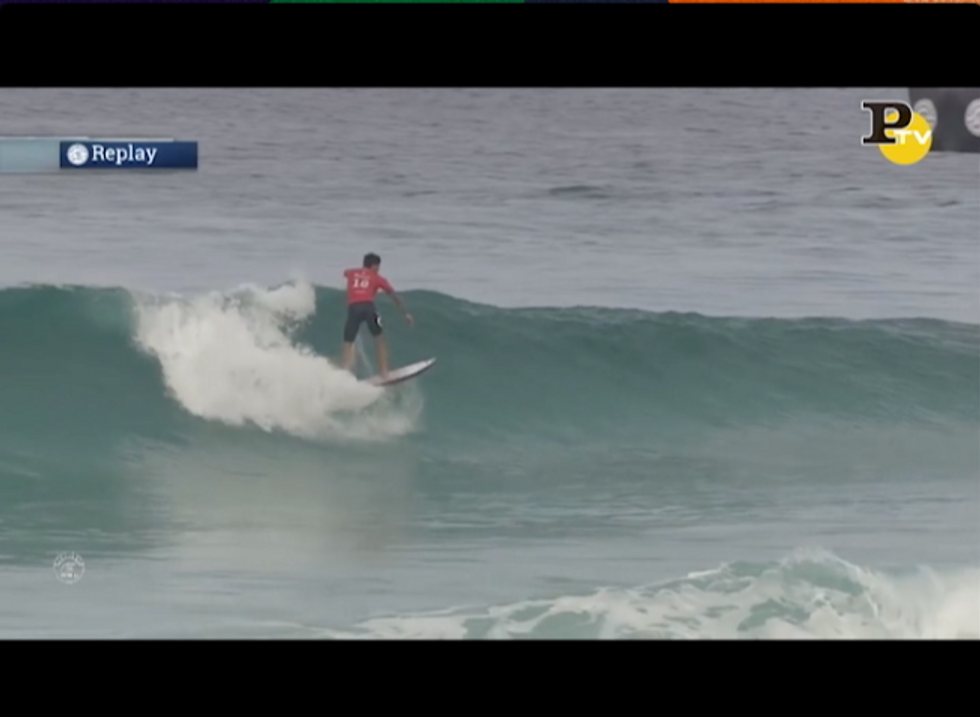 Acrobazia surf