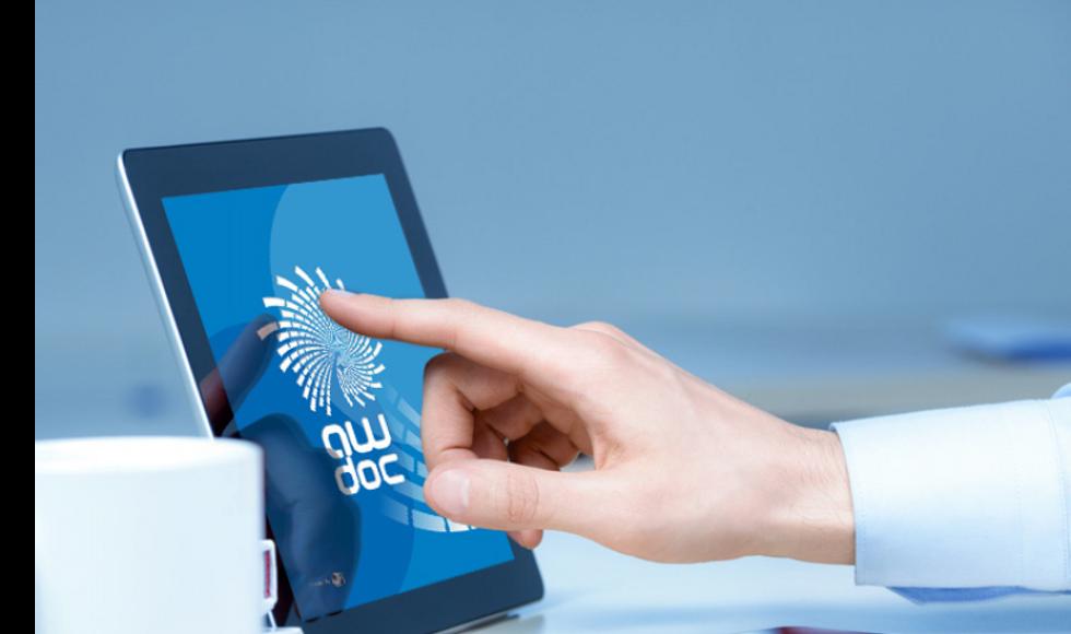 Smart working, Awdoc trasforma i tablet in un archivio a prova di attacchi cyber