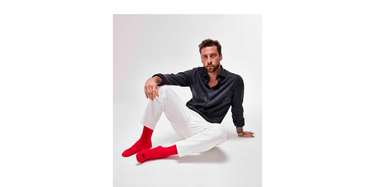 RED, calze da campioni