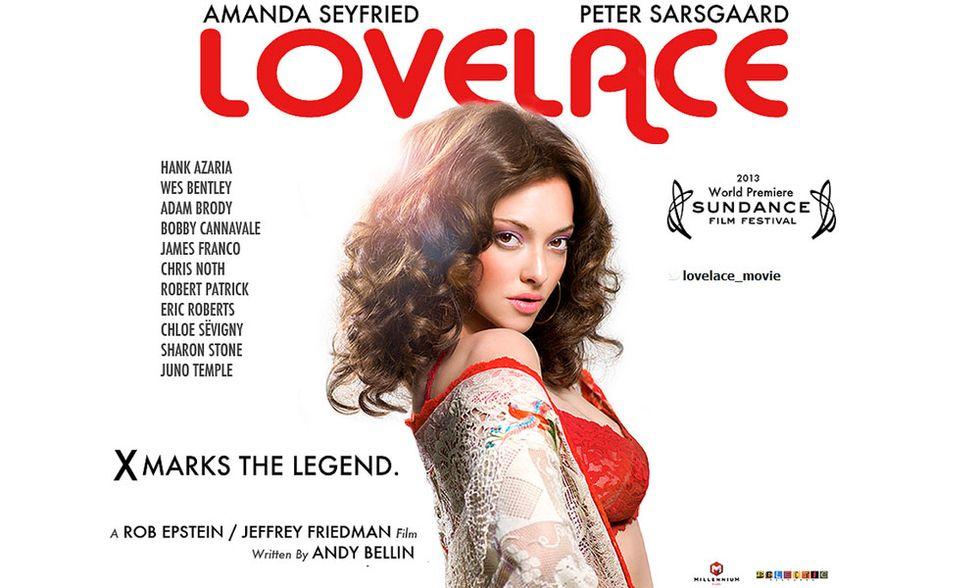 Lovelace, il film sulla pornostar di Gola profonda: il trailer