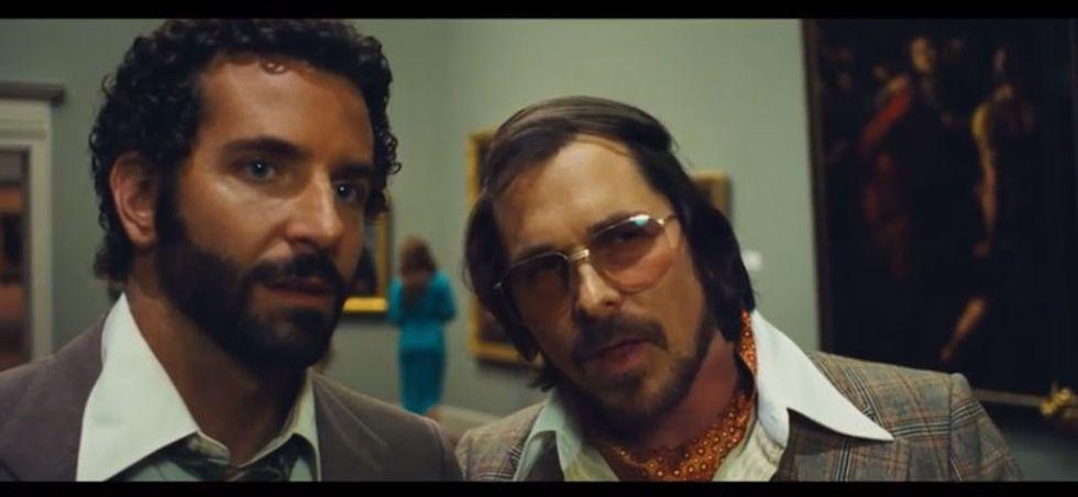 American Hustle, il nuovo film con Bradley Cooper e Jennifer Lawrence - Trailer