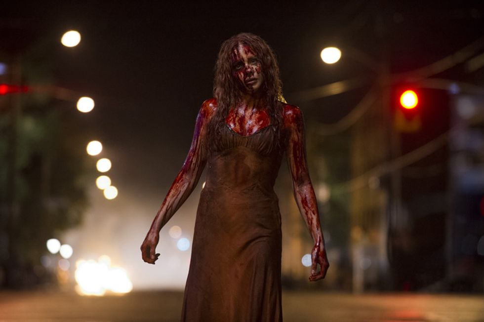 """Stephen King: come ho scritto """"Carrie"""""""