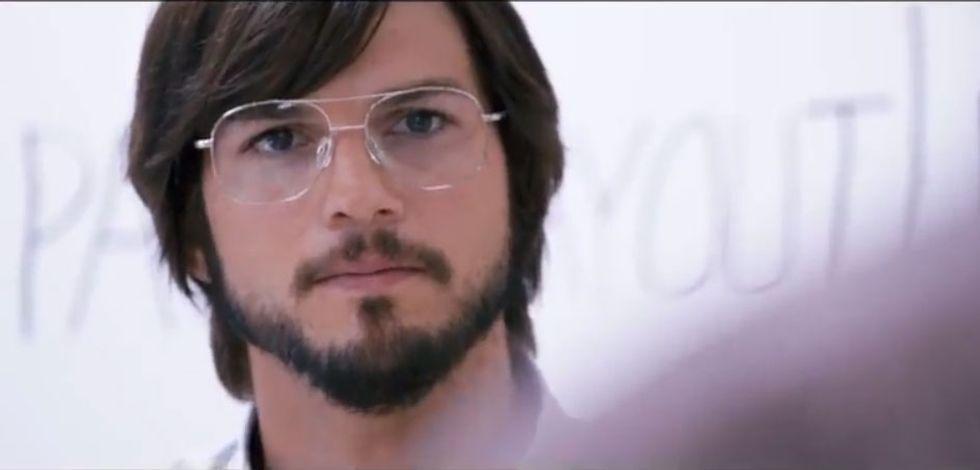 Jobs, il trailer del film con Ashton Kutcher
