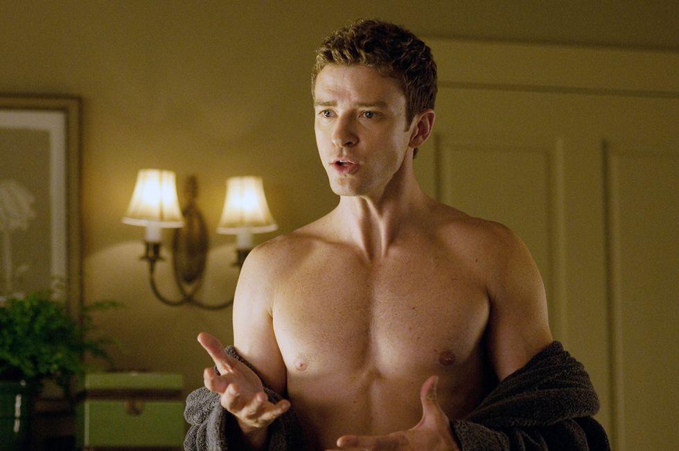 Justin Timberlake è il papà più sexy del pianeta