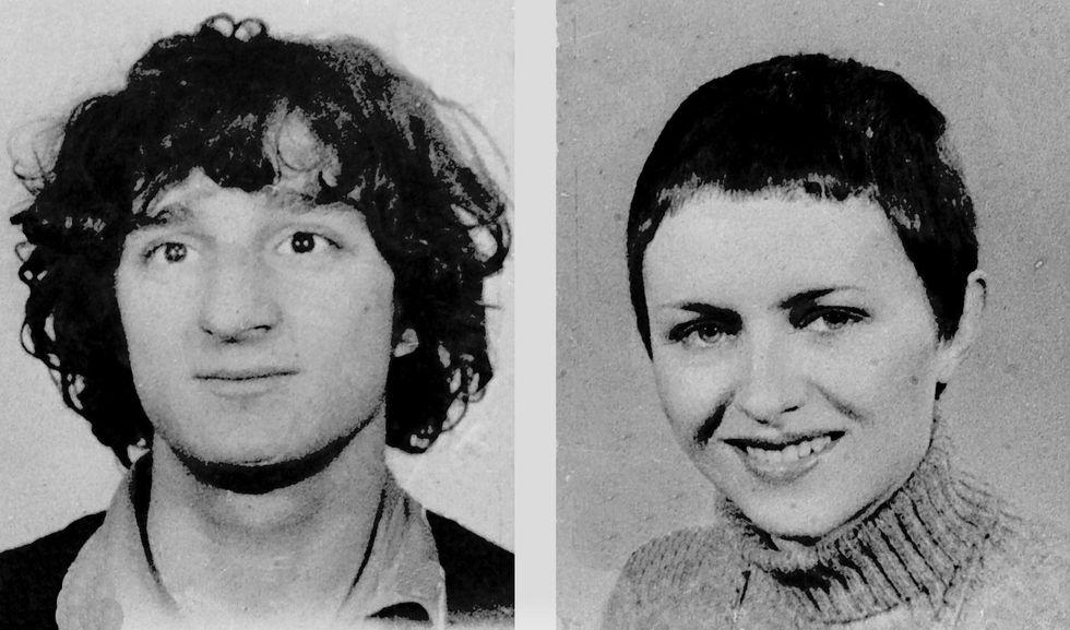 Nadine Mauriot e Jean Michel Kraveichvili