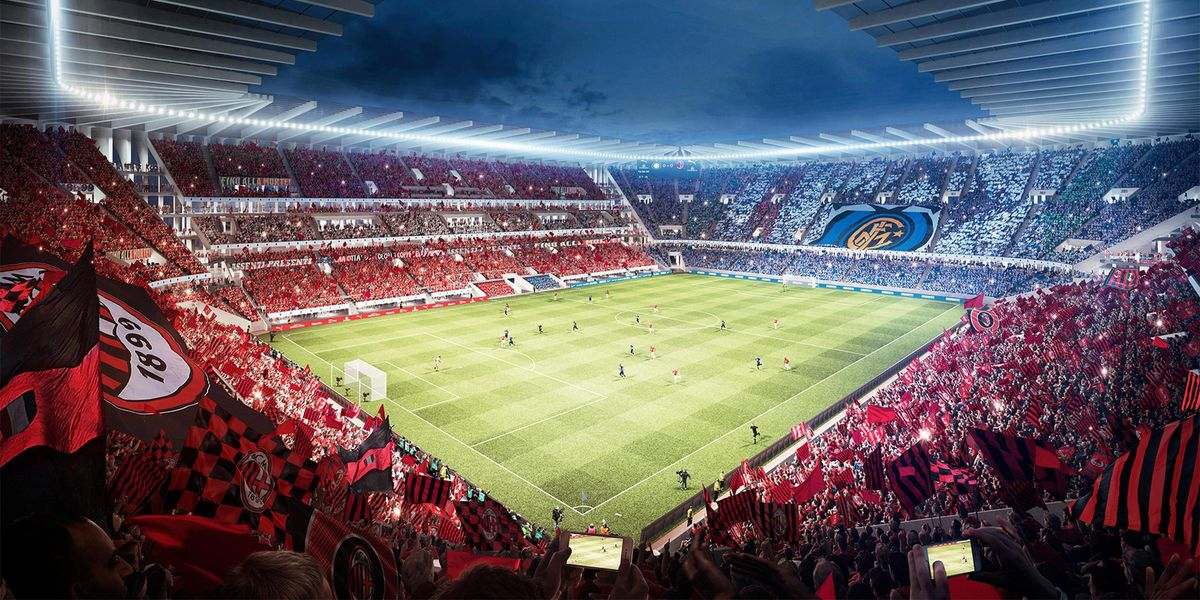 inter milan nuovo stadio san siro bilanci ricavi calciomercato