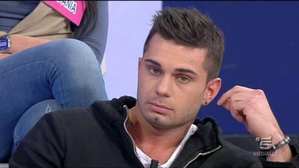 """Uomini e Donne, Emanuele Trimarchi: """"Non farò il tronista"""""""