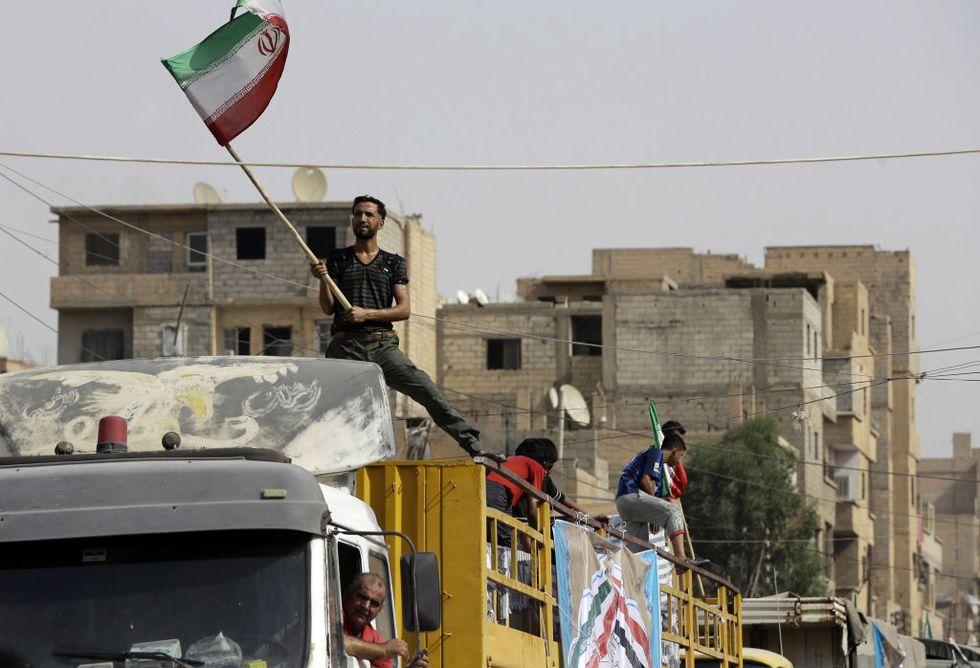 IRAN IN SIRIA