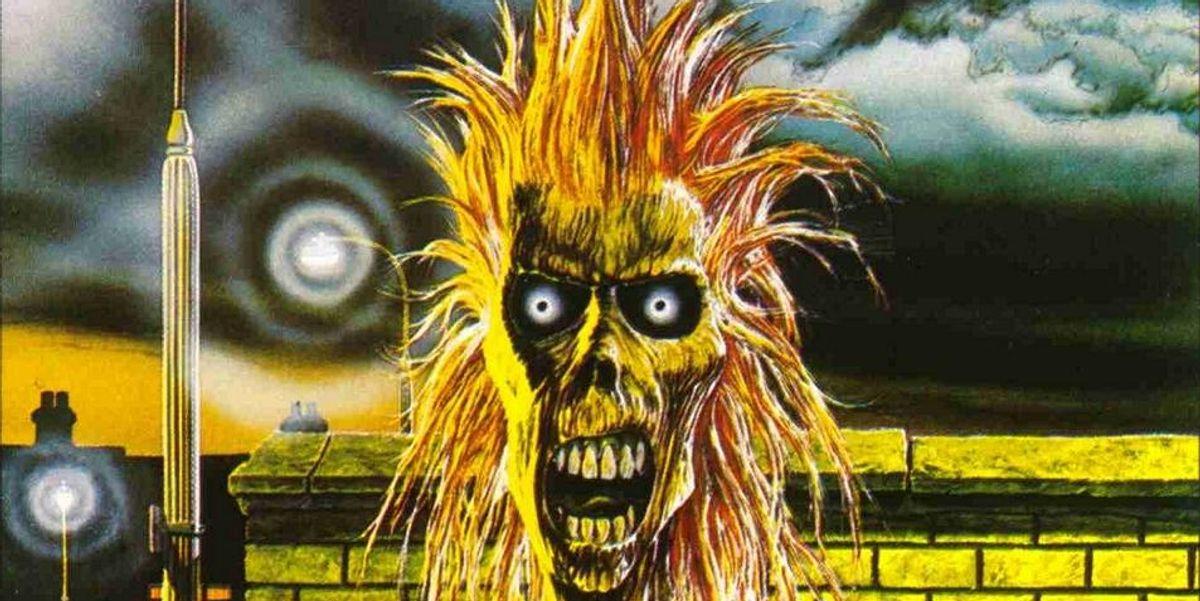 L'album del giorno: Iron Maiden